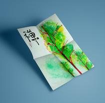 Láminas orientales (I). A Graphic Design project by Juan José Barceló - 12-10-2014