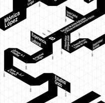 cv. A Design project by Mónica López García         - 12.10.2014