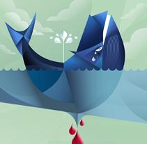 WWF. A Graphic Design, Illustration, and Advertising project by Raúl Gómez estudio - 10.20.2014