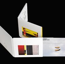 Packaging del disco de Duo Cobra . Un proyecto de Packaging de César Calavera Opi - 21-10-2014