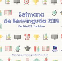 Carteles. Um projeto de Design gráfico de Pilar Escribano         - 27.10.2014