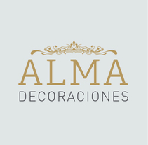BRANDING - ALMA DECORACIONES. A Graphic Design project by Rodolfo Mastroiacovo         - 28.10.2014