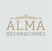 BRANDING - ALMA DECORACIONES. Un proyecto de Diseño gráfico de Rodolfo Mastroiacovo         - 28.10.2014