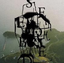 Tadao Ando VS Vito Acconci . Un proyecto de Br, ing e Identidad y Diseño gráfico de Fran Alonso - 29-10-2014