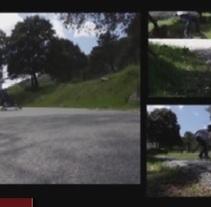 Mi pequeño reel. Um projeto de Cinema, Vídeo e TV de Tamara Ocaña         - 29.10.2014