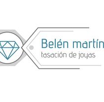 Logotipo Belén Martín . Un proyecto de Diseño, Br, ing e Identidad y Consultoría creativa de Javier Díaz González - 02-11-2014