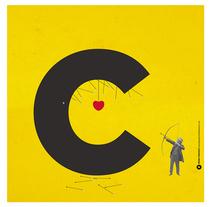 Abecedario Imaginario. Um projeto de Ilustração, Design gráfico, Tipografia, Colagem e Caligrafia de Pedro  Peinado - 06-11-2014