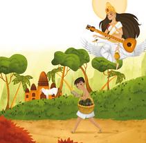Libro de texto Anaya. Un proyecto de Ilustración de Lydia Sánchez Marco - 08-11-2014