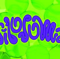 Lettering celular. Un proyecto de Diseño, Diseño gráfico, Tipografía, Escritura y Caligrafía de Mariona Mercadal - 24-11-2014