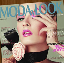 MODAyLOOK. A Art Direction, and Editorial Design project by Ales Martin         - 19.08.2014