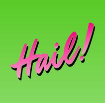 Hail! Pop. Un proyecto de Publicidad y Escritura de Manu Barrena Jiménez - 13-01-2014