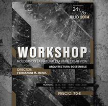Arquitectura Sostenible. Un proyecto de Diseño y Diseño gráfico de Beatriz Vega Álvarez         - 03.06.2014
