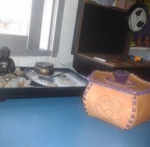 Artesanía en Cuero. A Crafts project by Laura K.         - 30.11.2014