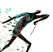 El camino de la verdad. A Illustration project by Rubén Bellido Gracia         - 03.12.2014