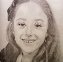 Retratos por encargo. Un proyecto de Pintura de Anna (Mess) Hernández Torres         - 30.04.2014