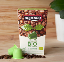Oquendo Bio. A Graphic Design, and Packaging project by Mara Rodríguez Rodríguez         - 09.12.2014