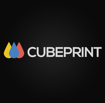 Cubeprint. A Graphic Design project by Alessio Pellegrini - 04-06-2014