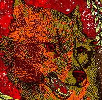 EXECUCIÓ + MIND CRASH + MANIAC FORCES + CUERVO | poster. Un proyecto de Diseño, Ilustración, Publicidad y Diseño gráfico de alejandro escrich - 19-10-2014