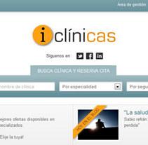 Mockup Web. Un proyecto de Diseño, Diseño gráfico y Diseño Web de Alfredo Moya         - 18.12.2014