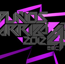 Evento Puños Arriba 4 edicion. A Design, Advertising, Motion Graphics, 3D, Br, ing, Identit, Editorial Design, Events, Graphic Design, and Post-Production project by Daniel  - 09-11-2012