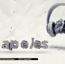 Multimedias y Covers. Citmatel. Un proyecto de Diseño, Publicidad, Motion Graphics, 3D, Animación, Br, ing e Identidad y Diseño editorial de Daniel  - 09-09-2011