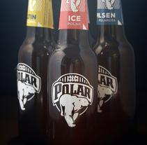 ━ Polar Cervezas. Un proyecto de Dirección de arte, Br, ing e Identidad y Packaging de Nuria  López - 24-05-2015
