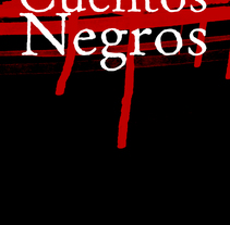Cuentos Negros. A Illustration, and Editorial Design project by Antonio J. del Pino - 22-09-2012