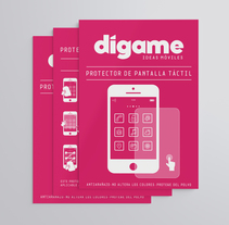 Dígame | Ideas móviles. A Br, ing, Identit, and Graphic Design project by Brigada  Estudio  - 01-12-2014