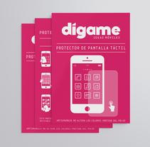Dígame | Ideas móviles. Un proyecto de Br, ing e Identidad y Diseño gráfico de Brigada Estudio         - 01.12.2014