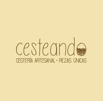 Identidad corporativa Empresa de cestas. A Design, Br, ing, Identit, and Graphic Design project by Irene         - 01.01.2015