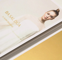 Lookbook 2015 Basaldúa. A Art Direction, Editorial Design, and Graphic Design project by ogpm  - 01-01-2015
