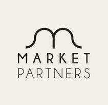 Logotipo Barcelona Market Partners. Un proyecto de Diseño gráfico de Pablo Rguez         - 04.01.2015
