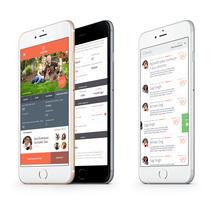 Doghero Responsive App. Un proyecto de UI / UX de Derry Birkett - 06-01-2014
