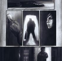 Muller. Un proyecto de Ilustración y Comic de Jose Barrero - 19-01-2014