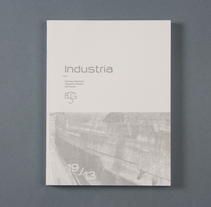 Proyecto Industria. A Design, Art Direction, Editorial Design, Graphic Design, T, and pograph project by Victor Alonso Laguna         - 09.06.2014