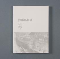 Proyecto Industria. Um projeto de Design, Direção de arte, Design editorial, Design gráfico e Tipografia de Victor Alonso Laguna         - 09.06.2014