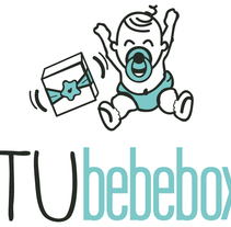 Tarjetones Tu Bebebox. Um projeto de Design gráfico de Vanessa Alcázar Vázquez         - 06.10.2014