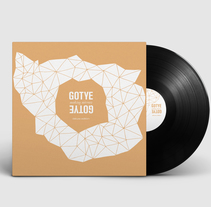 vinyl design. A Graphic Design, and Packaging project by monica rivera         - 27.01.2015