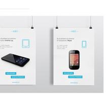 Airis - Rediseño de Marca - Branding. Un proyecto de Diseño, UI / UX, Dirección de arte, Br, ing e Identidad y Diseño gráfico de César Martín Ibáñez  - 31-01-2015