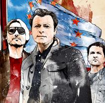 Rolling Stone Magazine. A Illustration project by Robert Tirado - Feb 03 2015 12:00 AM
