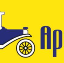 APARCAR parqueaderos. A Br, ing&Identit project by Daniel Navas - 05-02-2015