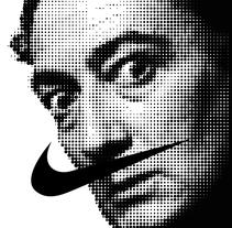 JUST DA LI. Un proyecto de Ilustración, Dirección de arte y Collage de Sergi Delgado - 07-02-2014