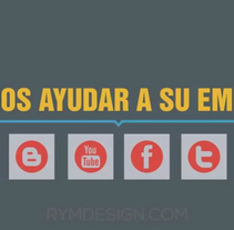 SMO - Posicionamiento en Redes Sociales - Rymdesign.com - Social Media. A Design, Advertising, Br, ing, Identit, Creative Consulting, Education, Graphic Design, Information Design, Interactive Design, Marketing, Web Design, and Web Development project by Ricardo Miralles         - 08.02.2015