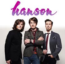 'Hanson'. A Calligraph project by Abelardo García - 09-02-2015