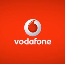 Vodafone - Superintend on brand's side . Um projeto de Design, Publicidade e Marketing de Vanesa Andrés Manzano         - 03.09.2012