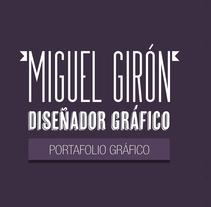 Hoja de vida . Um projeto de Design gráfico de Migraphic Girón         - 10.02.2015