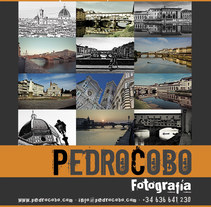 Calendario 2015 - Florencia. A Photograph, Br, ing, Identit, and Graphic Design project by Pedro  Cobo López         - 30.11.2014