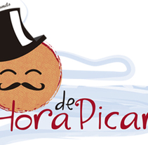 Hora de picar!. A Design, and Graphic Design project by Ana Mouriño - 13-02-2015