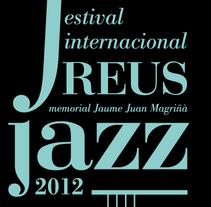 Festival Internacional Reus Jazz 2012. A Graphic Design project by Nina Sans Farrés - 15-02-2015