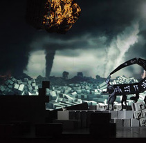 Babylon (Opera). A 3D, and Set Design project by Marc Molinos Vallugera         - 30.09.2012